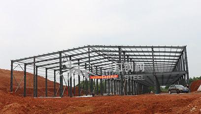 宁乡固德佳钢结构厂房