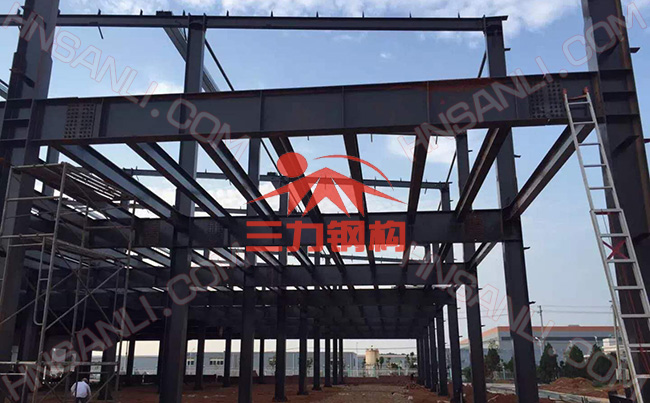 长沙钢结构工程 www.hnsanl.com